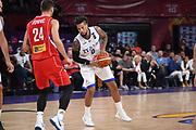 Daniel Hackett<br /> Nazionale Italiana Maschile Senior<br /> Eurobasket 2017 - Final Phase - 1/4 Finals<br /> Italia Serbia Italy Serbia<br /> FIP 2017<br /> Istanbul, 13/09/2017<br /> Foto M.Ceretti / Ciamillo - Castoria