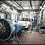 Centro Ricerche Fiat a Orbassano (TO),.. polo di riferimento per l'innovazione e la ricerca e sviluppo del Gruppo Fiat. CRF