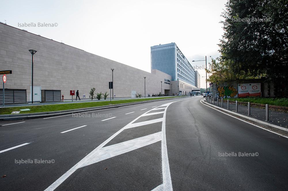 Milano, zona di Porta Vittoria. Edilizia
