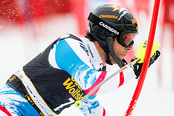 MATT Mario  of Austria competes during the 1st Run of 10th Men's Slalom - Pokal Vitranc 2013 of FIS Alpine Ski World Cup 2012/2013, on March 10, 2013 in Vitranc, Kranjska Gora, Slovenia. (Photo By Vid Ponikvar / Sportida.com)