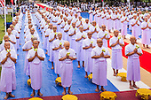 Ordination at Wat Phra Dhammakaya