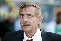Fussball 1. Bundesliga Saison 2004/2005  DFL-Vorsitzender Werner HACKMANN, ernst