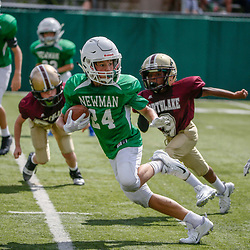 09-08-2018 Newman Middle School Football 6th Grade