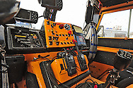 "19. Rallye Breslau 2012.#224 - ""Flying Dutchman"", the cockpit..© Robert W. Kranz / Rallyewerk"