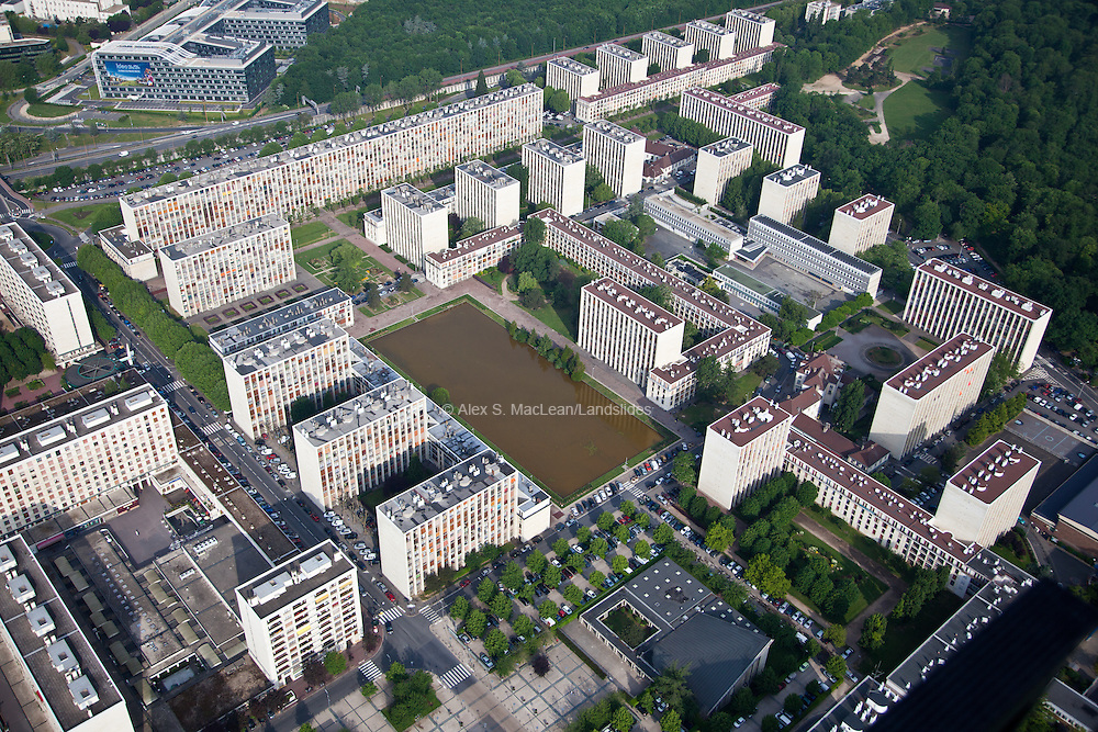 Meudon, département des Hauts-de-Seine (92), résidence du Parc