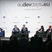 20160616 - Brussels , Belgium - 2016 June 16th - European Development Days - Sustainable health care for all by 2030 - Shared effort for a common goal © European Union