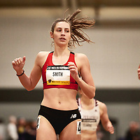 Jenna Smith, Guelph, 2019 U SPORTS Track and Field Championships on Thu Mar 07 at James Daly Fieldhouse. Credit: Arthur Ward/Arthur Images
