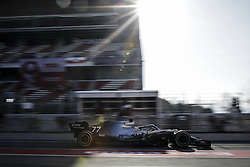 March 1, 2019 - Barcelona, Barcelona, Spain - Valtteri Bottas fo Finland with 77 of Mercedes AMG Petronas Motorsport W10 in action   during the Formula 1 2019 Pre-Season Tests at Circuit de Barcelona - Catalunya in Montmelo, Spain on March 1. (Credit Image: © Xavier Bonilla/NurPhoto via ZUMA Press)