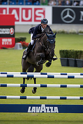 Deusser Daniel, (GER), Isibel D O<br /> Sparkassen Youngsters Cup<br /> CHIO Aachen 2016<br /> © Hippo Foto - Dirk Caremans<br /> 12/07/16