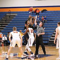 Men's Basketball: Wheaton College (Illinois) Thunder vs. Augustana College (Illinois) Vikings