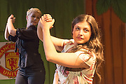 13/06/2013. PAYBACK:The Musical, at Riverside Studios, Hammersmith, London. Starring Olivier Award winner Matthew White. Written by Paul Rayfield. Directed and Developed by Simon Greiff. Picture features: Katie Bernstein (Isabel).