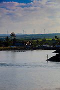 Haleiwa Harbor, North Shore, Oahu, Hawaii