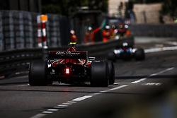 May 26, 2018 - Monaco, Monte Carlo - 16 Charles Leclerc from Monaco with Alfa Romeo Sauber F1 Team C37 during the Qualyfication of Monaco Formula One Grand Prix  at Monaco on 25th of May, 2018 in Montecarlo, Monaco. (Credit Image: © Xavier Bonilla/NurPhoto via ZUMA Press)