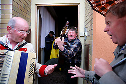 CZECH REPUBLIC MORAVIA BANOV 5APR10 - Traditional Easter Monday celebration in Banov, Moravia, Czech Republic...jre/Photo by Jiri Rezac..© Jiri Rezac 2010