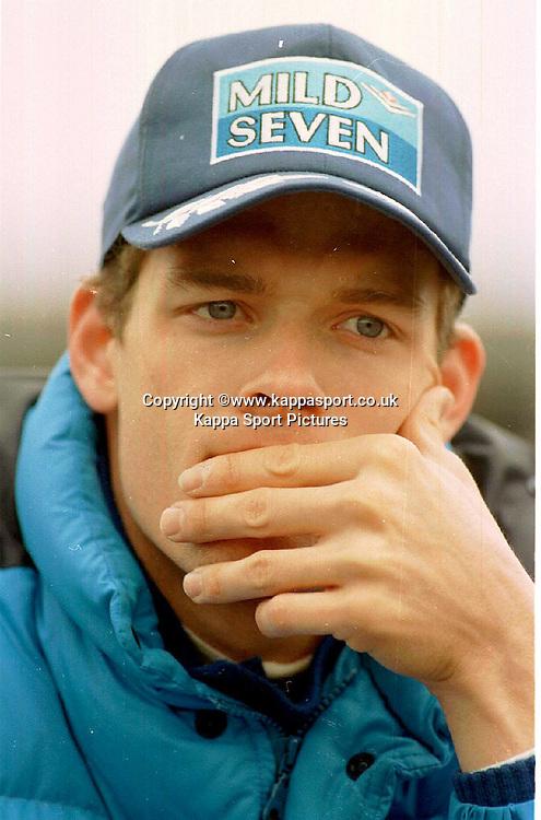 Alexander Wurz, Benetton F1, Formula One Testing Silverstone, June 1998