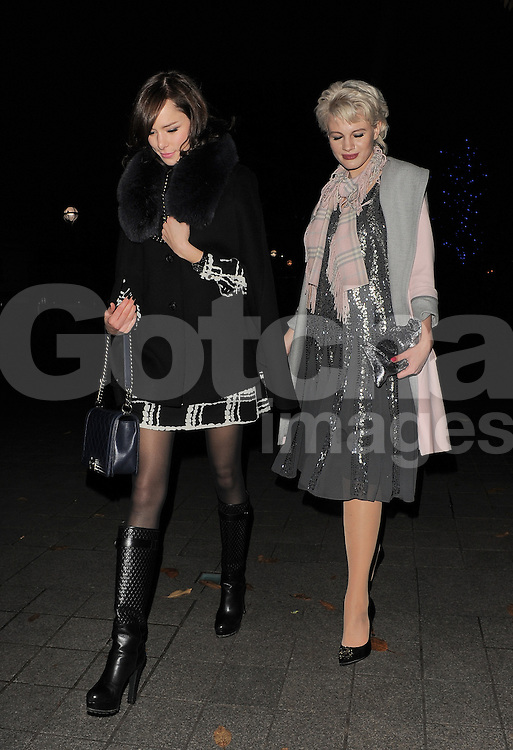 X Factor reject Chloe-Jasmine Whichello enjoys a night out in London, UK. 19/11/2014<br />BYLINE MUST READ : GOTCHAIMAGES.COM<br /><br />Copyright by &copy; Gotcha Images Ltd. All rights reserved.<br />Usage of this image is conditional upon the acceptance <br />of Gotcha Images Ltd, terms and conditions available at<br />www.gotchaimages.com