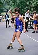 Central Park-Roller Disco
