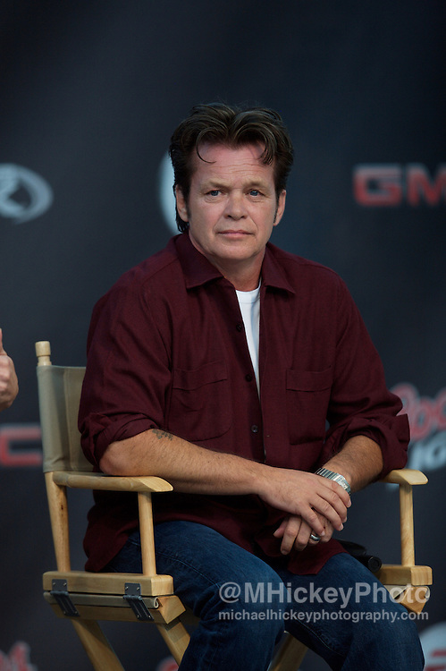 John Mellencamp seen at the 2007 NFL Kickoff Concert press conference in Indianapolis, Indiana on September 5, 2007. Photo by Michael Hickey