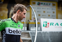Bauke Mollema (NED) of Belkin Pro Cycling, Tour de France, Stage 14: Grenoble / Risoul, UCI WorldTour, 2.UWT, Grenoble, France, 19th July 2014, Photo by BrakeThrough Media