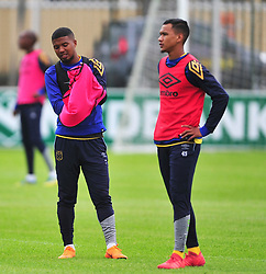 Cape Town--180329 Cape Town City Lyle Lakay at training preparing for heir Nedbank Cup game against Sundowns on sunday  .Photographer;Phando Jikelo/African News Agency/ANA