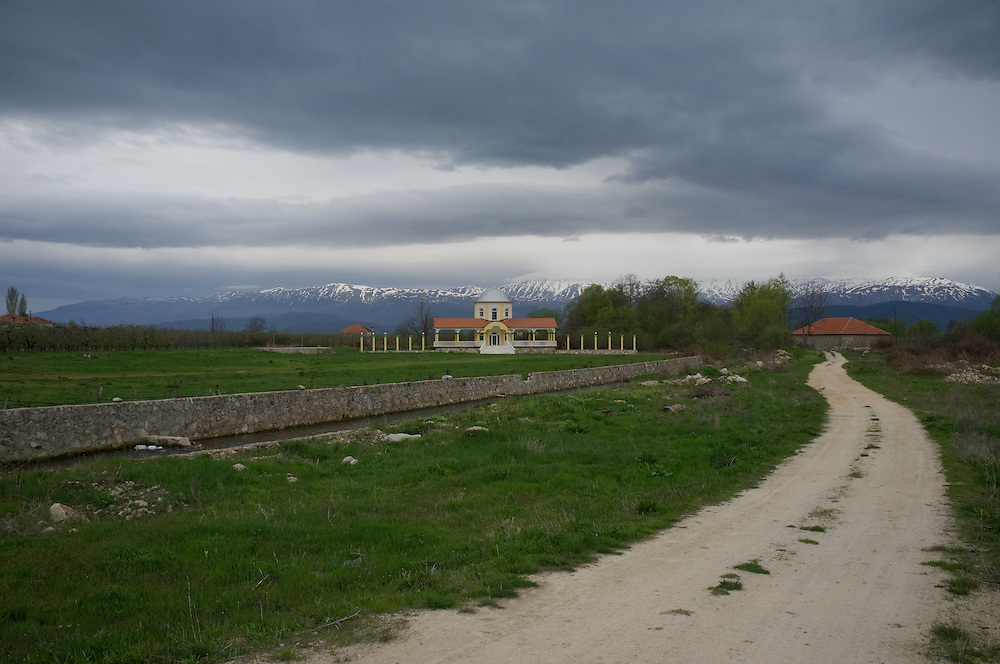 Building in Nakolec, FYR Macedonia