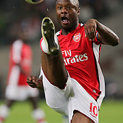 NLD/Amsterdam/20080808 - LG Tournament 2008 Amsterdam, Ajax v Arsenal, William Gallas