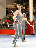 West Harrison HS Winterguard