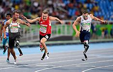 20160915 Paralympics Rio 2016 - Atletik - 100 meter finale Daniel Wagner Jørgensen