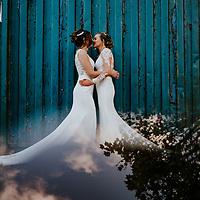 Going to the Zoo ~ Lisa & Beth's Lakeside Restaurant, Ponderosa Wakefield Wedding