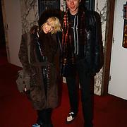 Premiere Grimm, Ellen ten Damme en vriend Richard Janssen