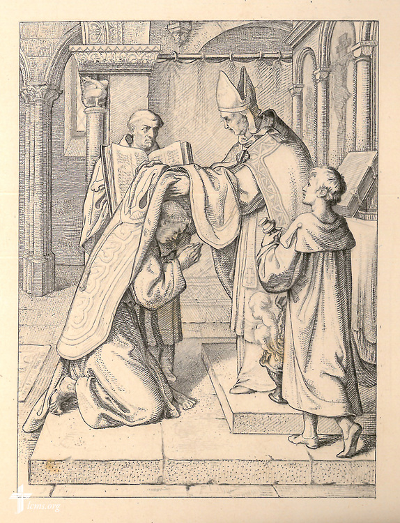 Taken from: <br /> K&ouml;nig, Gustav Ferdinand Leopold. 1900. The life of Luther in forty-eight historical engravings. St. Louis: Concordia Publishing House, 29