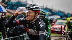 IAM Cycling, Tour de France, Stage 5: Ypres > Arenberg Porte du Hainaut, UCI WorldTour, 2.UWT, Wallers, France, 9th July 2014, Photo by Pim Nijland / PelotonPhotos.com