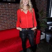 NLD/Amsterdam/20131104 - Lunch genomineerde Musical Awards Gala 2013, Chantal Janzen
