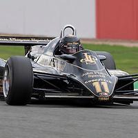 #11, Lotus 91/5, Gregory Thornton (GB), FIA Masters Historic Formula One, 31.07.2016, Silverstone Classic 2016, Silverstone, England. U.K.