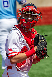 NORMAL, IL - May 01:  during a college baseball game between the ISU Redbirds and the Indiana State Sycamores on May 01 2019 at Duffy Bass Field in Normal, IL. (Photo by Alan Look)