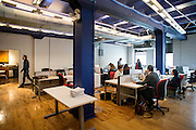 Photo by Michael R. Schmidt-Chicago, IL-February 4, 2015<br />The offices of The Chicago Bar Foundation's Justice Entrepreneurs Project located at 208 S. Jefferson, suite 204, Chicago, IL.