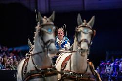 Chardon Bram, NED, Dreef Inca, Dreef Kaptiany, Favory XXXI-45-2-6, Favory Farao<br /> JIM Maastricht 2019<br /> FEI Driving World Cup™ 2019/20 <br /> © Dirk Caremans<br />  09/11/2019