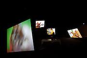 "Art 38 Basel. Art Unlimited Pre-Opening. Kutlug Ataman, ""Stefan's Room"", 2004. Lehman Maupin, New York."