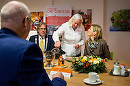Nieuwer ter Aa, 30-03-2016<br /> <br /> Queen Maxima visited village House .<br /> <br /> Copyright: Royalportraits Europe/Bernard Ruebsamen