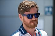 March 27-29, 2015: Malaysian Grand Prix - Rob Smedley, Williams Martini Racing