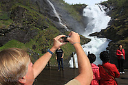 09: WEST FJORDS RAILWAY WATERFALL