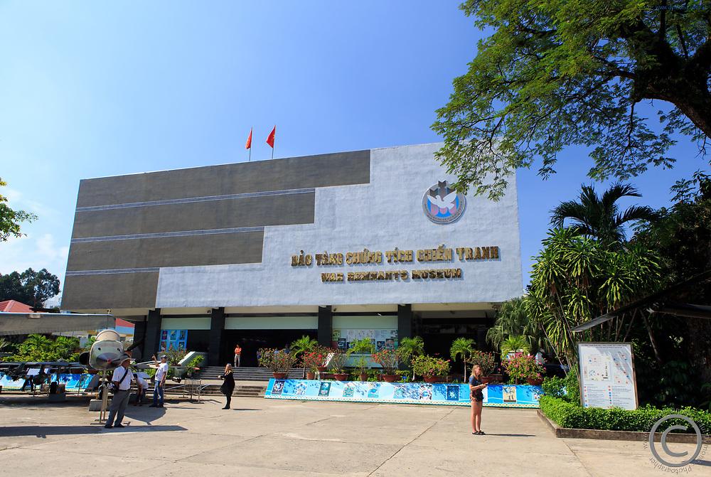 The War Remnants Museum, Ho Chi Minh City, Vietnam