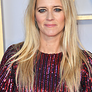 Edith Bowman attend A Star Is Born UK Premiere at Vue Cinemas, Leicester Square, London, UK 27 September 2018.