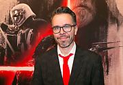 2017-12-11. Cinemec Utrecht. Nederlandse premiere van Star Wars - the Last Jedi. Op de foto: Michiel Veenstra