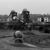 Barrow Colliery, Worsbrough Bridge. National Coal Board Barnsley Area. 19-06-1985.