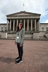 UK ENGLAND LONDON 21JUN16 - Bhavisha, 26, MA student for Advanced Audiology at the University College London poses for a photo.<br /> <br /> jre/Photo by Jiri Rezac<br /> <br /> © Jiri Rezac 2016