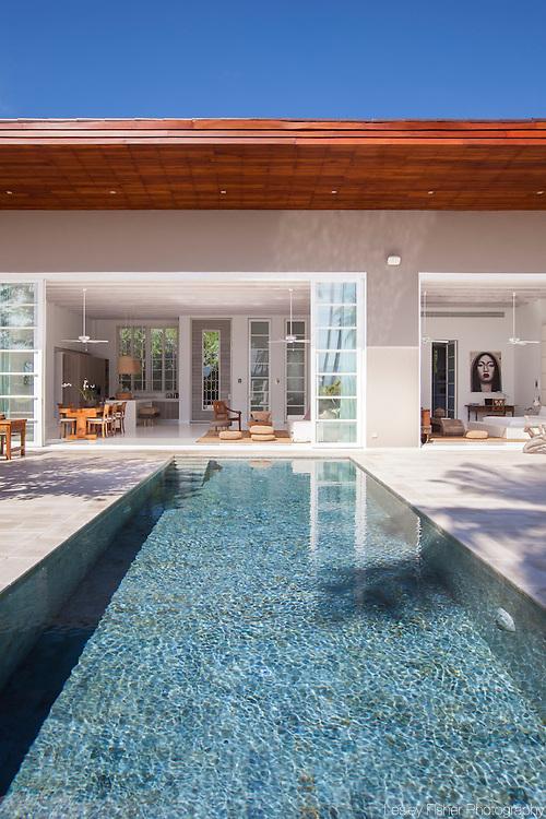 Villa Akasha, a private villa located in Choeng Mon, Koh Samui, Thailand