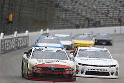 April 7, 2018 - Ft. Worth, Texas, United States of America - April 07, 2018 - Ft. Worth, Texas, USA: Chase Briscoe (60) races down the front stretch during the My Bariatric Solutions 300 at Texas Motor Speedway in Ft. Worth, Texas. (Credit Image: © Stephen A. Arce/ASP via ZUMA Wire)