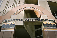 Seattle Art Museum, Seattle, Washington