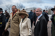CAMILLA DUCHESS OF CORNWALL, Ladies Day, Cheltenham Festival, 13 March 2019